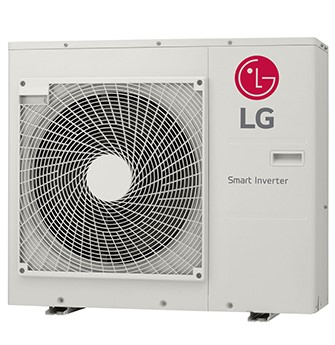 LG RED 2-ZONE OUTDOOR UNIT (ONLY) MINI SPLIT,