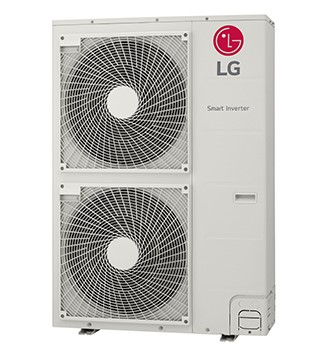 LG RED 5-ZONE OUTDOOR UNIT (ONLY) MINI SPLIT,